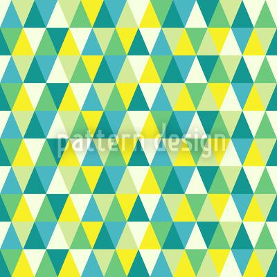 Dreiecke Hoch Und Runter Nahtloses Vektormuster