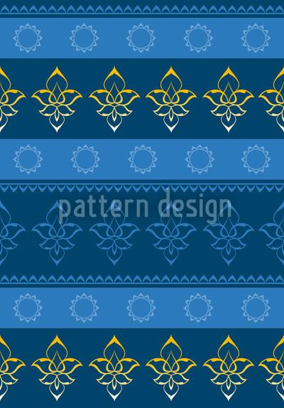 Kalif Muster Design