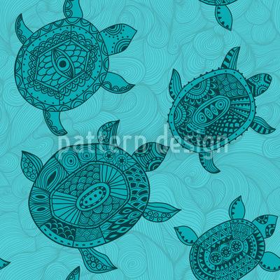 Polynesische Meeresschildkröten Rapport