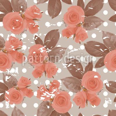Rose Nostalgia Pattern Design