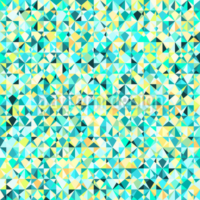 Geometric Vision Vector Pattern