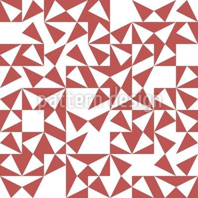 Harlequin Chaos Seamless Vector Pattern