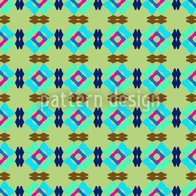 Patches All Over Repeating Pattern