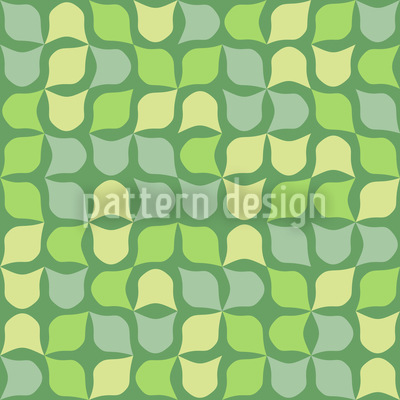 Retro Ivy Vector Design