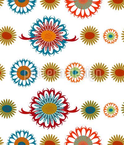 Anny Mag Blumen Mandalas Musterdesign