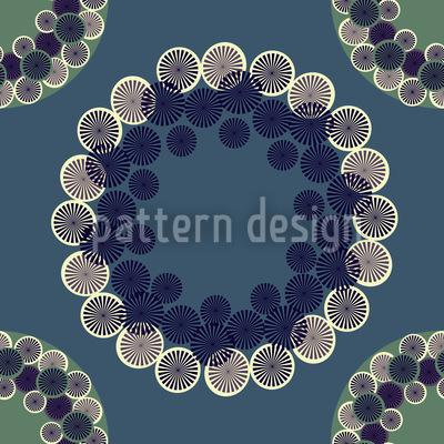 Coronas Repeat Pattern