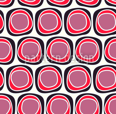 Little Stones Vector Pattern