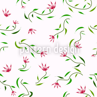 Magic Spring Pattern Design