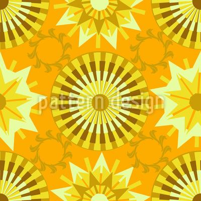 Kreise Im Sonnenlicht Rapport