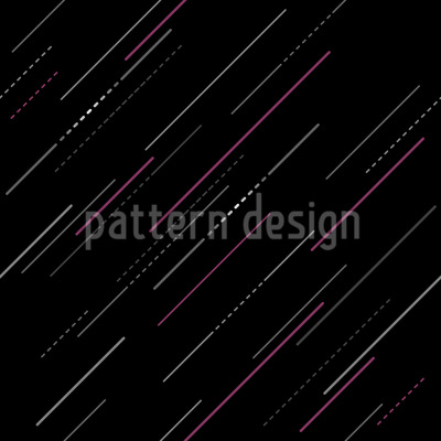 It Is Raining At Night Seamless Vector Pattern Design