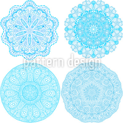 Jodhpur Kaleidoskop Musterdesign