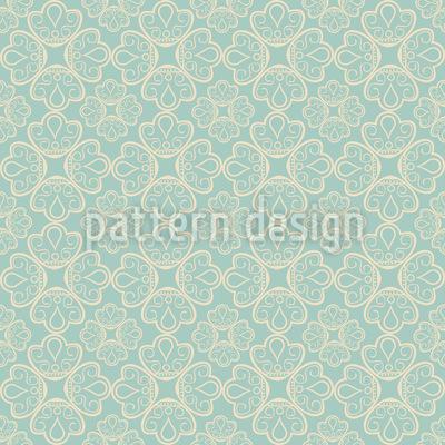 Filigree Gothic Seamless Pattern