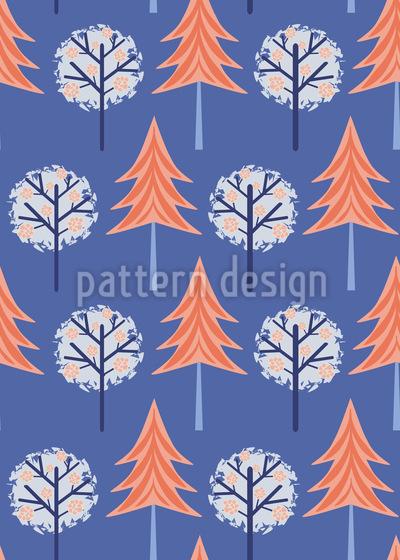 アニース・ウッズ シームレスなベクトルパターン設計