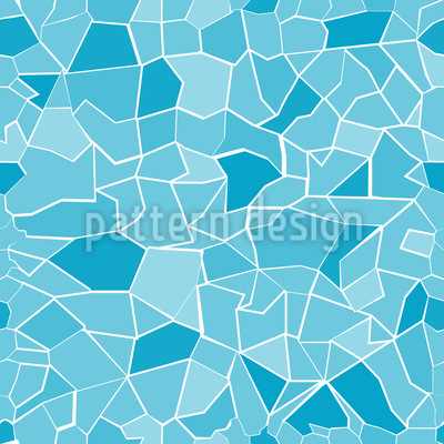 Breaking The Ice Seamless Vector Pattern Design