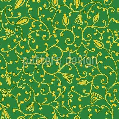 Garden Freshness Pattern Design
