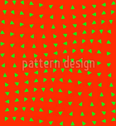 Erdbeeren Bewegen Musterdesign