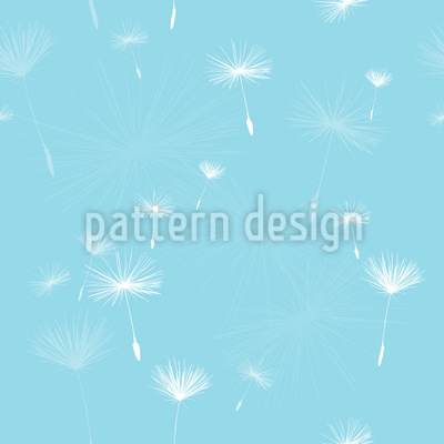 Heavenly Dandelions  Pattern Design