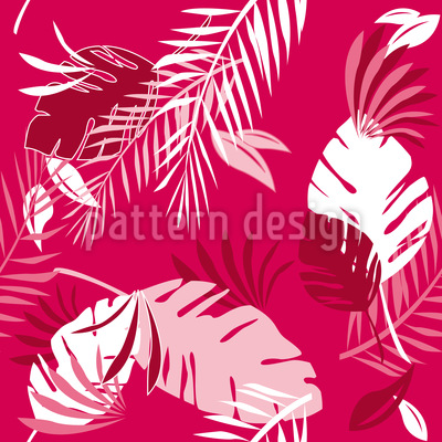 Honolulu Pink Vektor Design