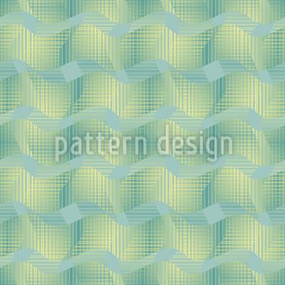 Frische Mikrowellen Muster Design