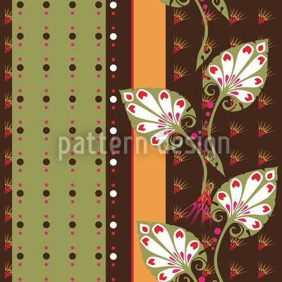 Petruschka Seamless Vector Pattern Design