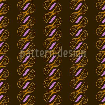 Choco Pills Repeating Pattern