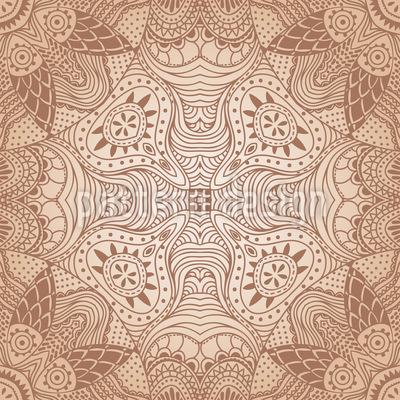 Das Geheimnis Der Wüste Muster Design