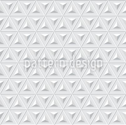 Raumfahrt Dreiecke Musterdesign