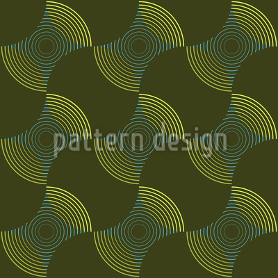 Sonic Circles Design Pattern