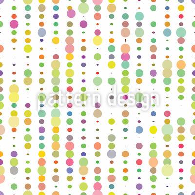 Dot After Dot Pattern Design