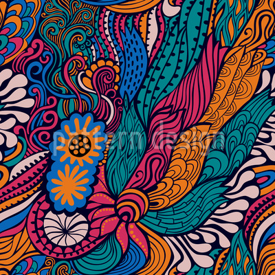 Hippie Festival Vector Design