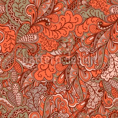 Orientalische Fantasien Vektor Design