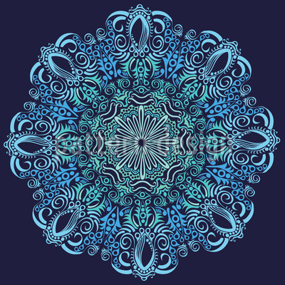 Detail Obsession Seamless Vector Pattern Design
