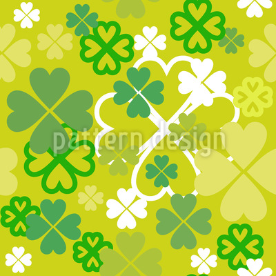 Irish Luck Pattern Design