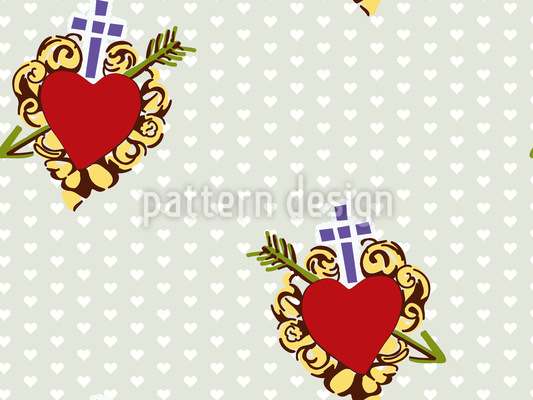 Faith Love Heart Repeat