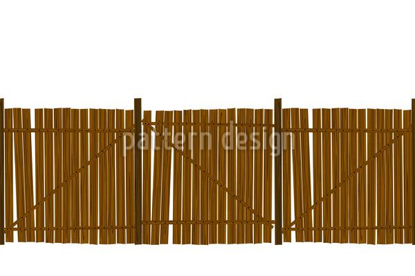 Picket Fence Vector Design
