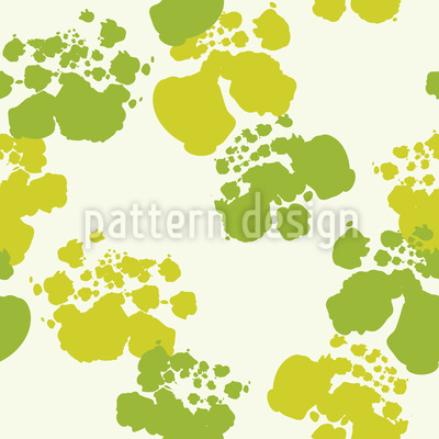 Tracks Of Spring Pattern Design