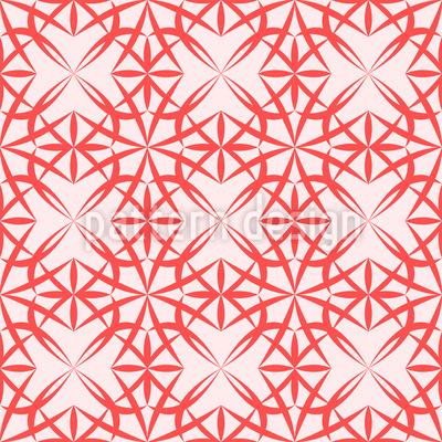 Gothic Florescence Pattern Design