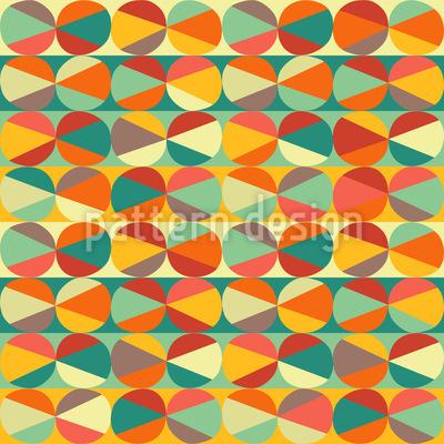 Murmel Geometrie Musterdesign