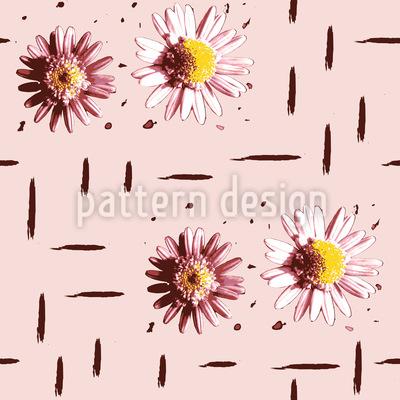 Gänseblümchen Zählen Vektor Design