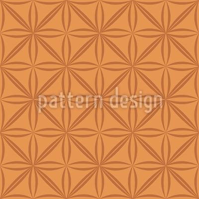 Karamell Karos Vektor Design