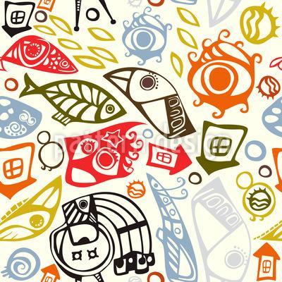 Symbolismus Designmuster
