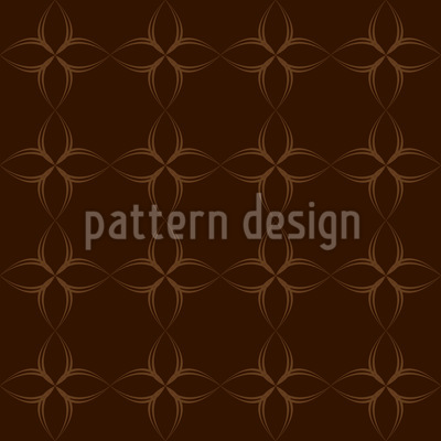 Choco Gothic Repeat Pattern