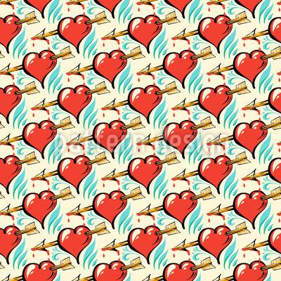Herzensbrecher Vektor Design