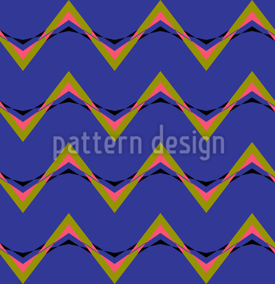 Tried And True Seamless Vector Pattern Design