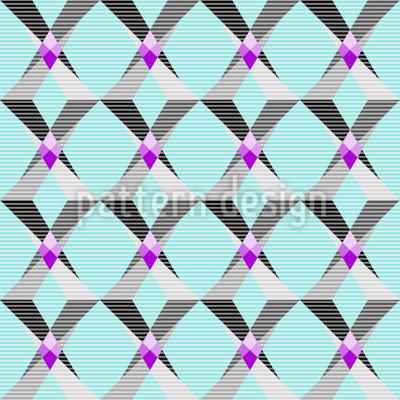Geometric Fantasy Pattern Design
