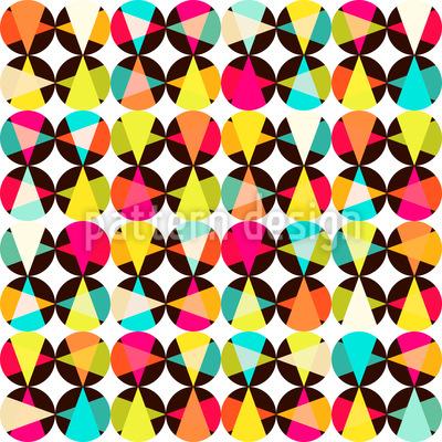 Wege Nach Rio Muster Design
