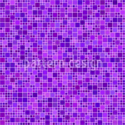 Pixel Mosaik Muster Design