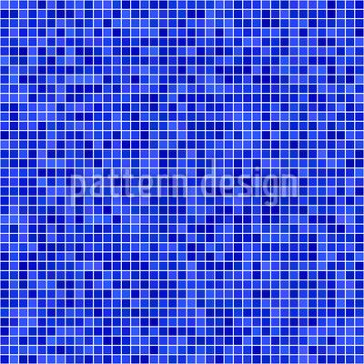 Pixel Kacheln Nahtloses Vektor Muster