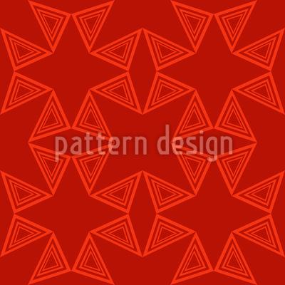 Dreieck Verbindung Vektor Muster