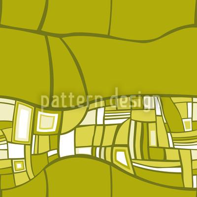 Stilismo Grün Vektor Muster